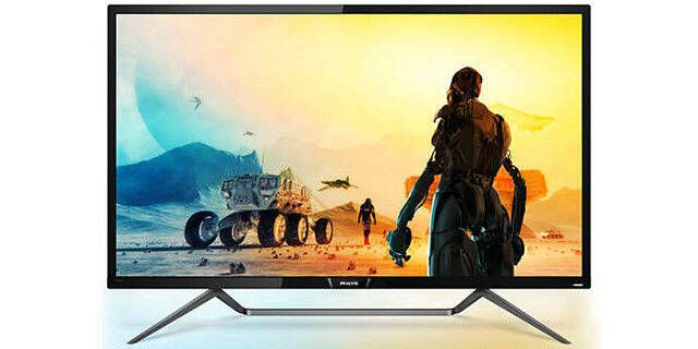 Philips lanza monitores 4K y HDR para consolas