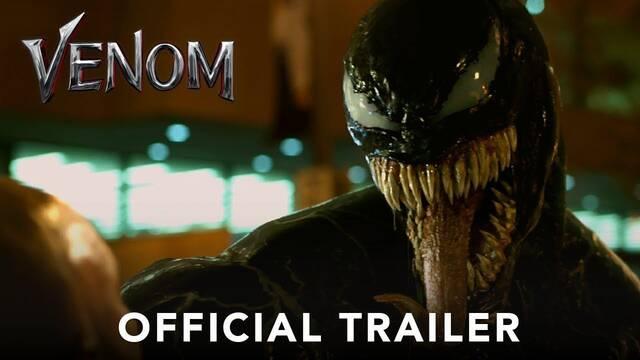 Llega el nuevo tráiler oficial de 'Venom'