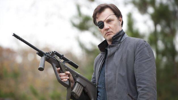 TWD: David Morrissey quiere volver a interpretar a El Gobernador