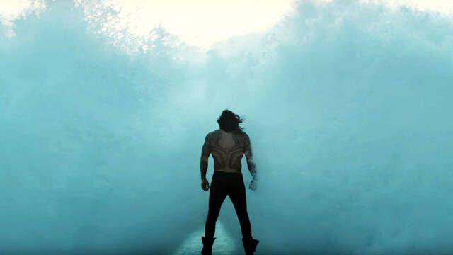 Presentada la película de  Aquaman en la CinemaCon de Las Vegas