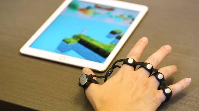 TAP, el teclado y ratón con forma de puño americano que arrasa en la red