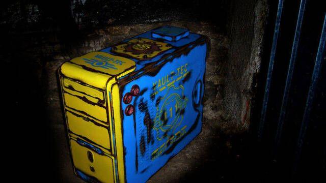 El Modding de los viernes: Una caja homenaje a Fallout 4