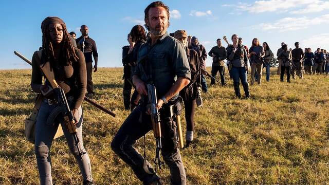 The Walking Dead intentará reconstruir la civilización