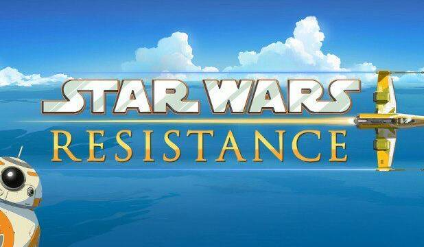 Disney Channel producirá el anime 'Star Wars Resistance'