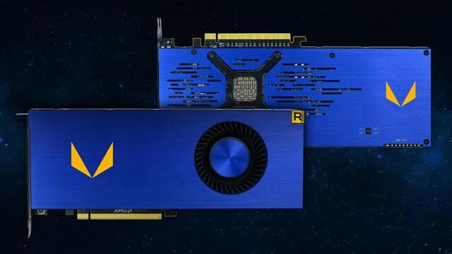 La primera gráfica AMD Vega 20, filtrada en el benchmark 3DMark