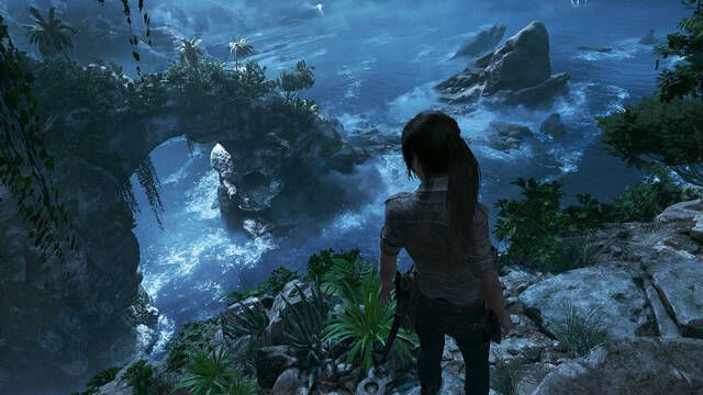 Shadow of the Tomb Raider tendrá opciones especiales con las gráficas de NVIDIA