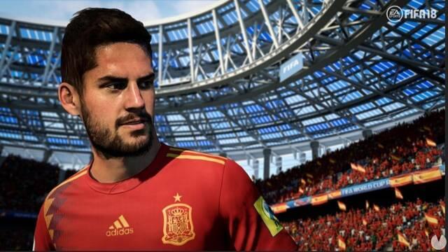FIFA 18 recibirá un DLC gratuito para el Mundial de Rusia 2018
