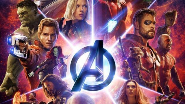 Vengadores Infinity War arrasa: es el mejor estreno de la historia
