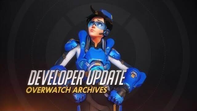 Overwatch Archives será el próximo evento de Overwatch