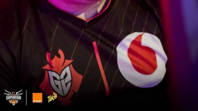 LVP confirma la salida de G2 Vodafone de la SLO de League of Legends