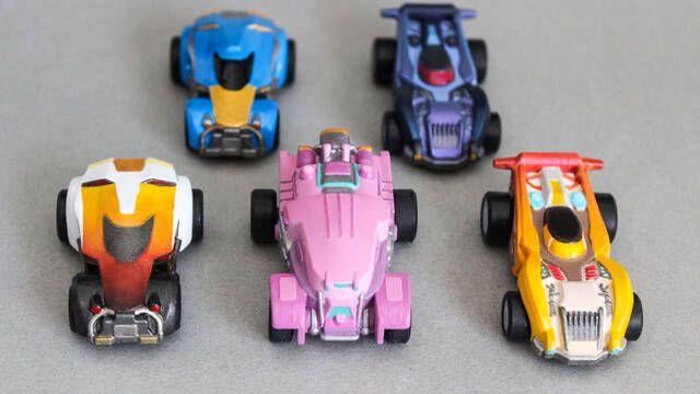 Así serían los coches de juguete basados en Overwatch
