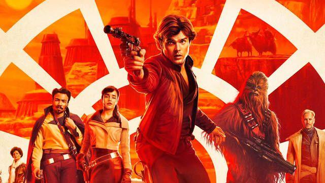 Solo: Una historia de Star Wars estrena nuevo tráiler