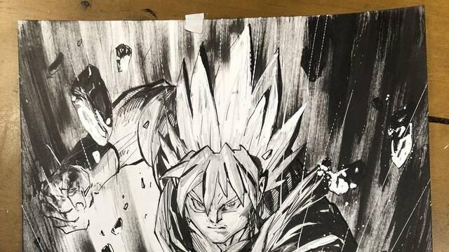 Jim Lee, de DC Comics, ofrece su propia versión de Goku