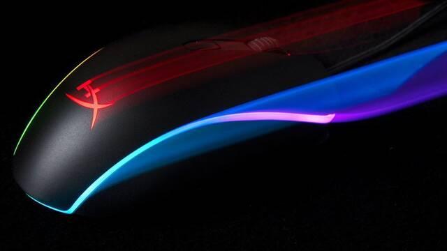HyperX presenta su nuevo ratón Pulsefire Surge RGB