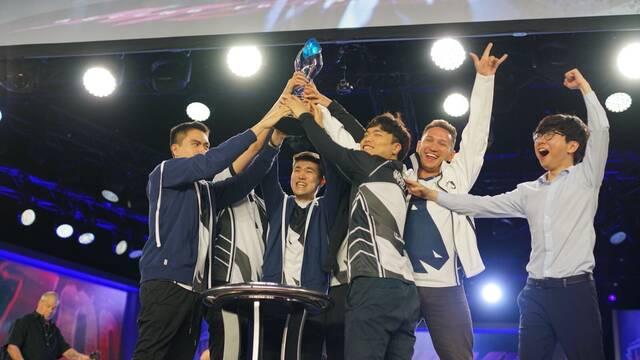 Team Liquid se alza con el Spring Split de la LCS NA 2018