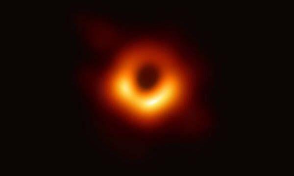 Así es la primera imagen de un agujero negro, el M87 del Cúmulo de Virgo
