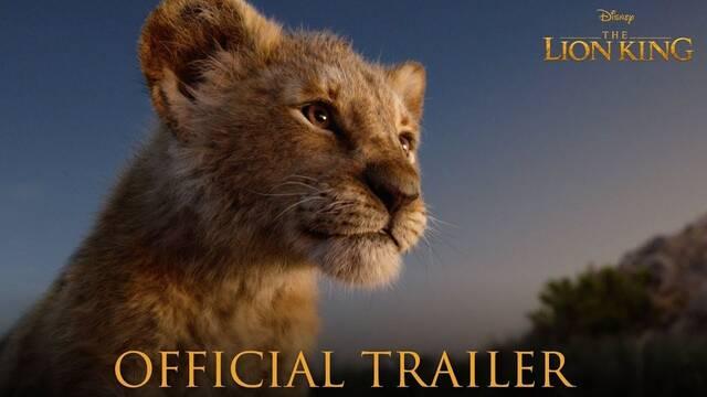 El salvaje 'El Rey León' presenta su tráiler completo