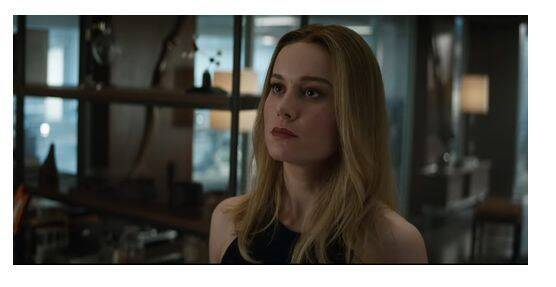'Vengadores: Endgame': Explican el cambio de look de Capitana Marvel