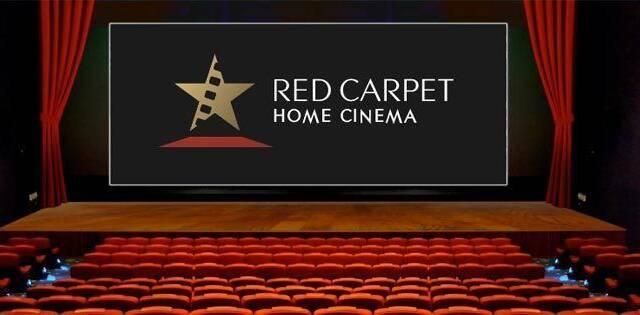 Red Carpet Home Cinema: Películas de estreno en casa por 3000 dólares