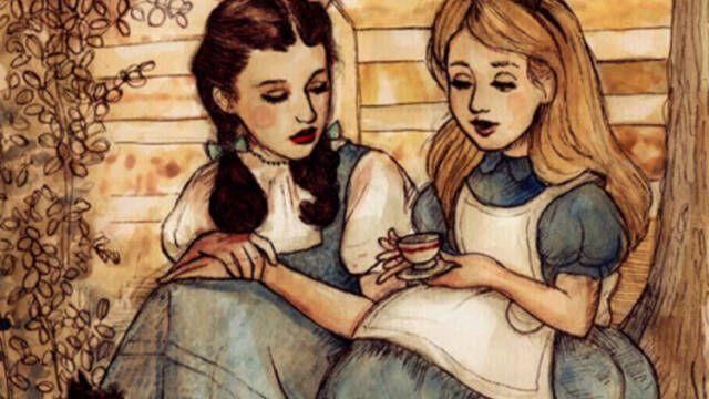 Netflix unirá 'Alicia en el País de las Maravillas' con 'El Mago de Oz'