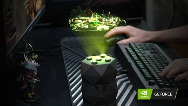NVIDIA presenta su asistente de juego con hologramas para el April Fools' Day