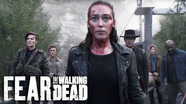 Fear the Walking Dead: Ya está aquí el tráiler de la quinta temporada
