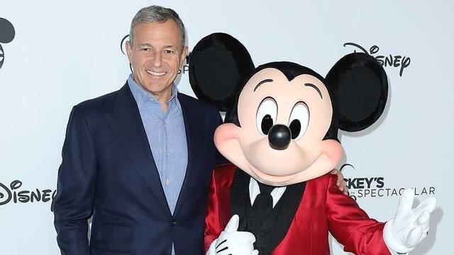 El CEO de Disney, Bob Iger, confirma que renunciará en 2021