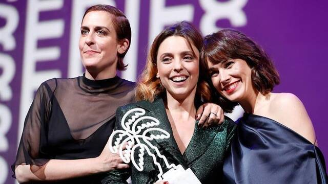 Leticia Dolera arrasa en Cannes con la serie 'Déjate llevar'