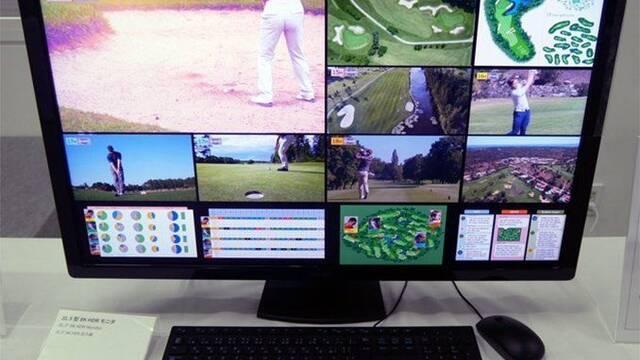 """Sharp prepara un monitor de 31,5"""", 8K, 120Hz y HDR"""