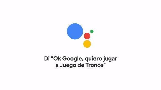 Google presenta un trivia de 'Juego de Tronos' para su Asistente