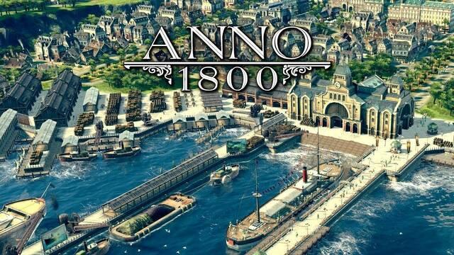 Anno 1800 mejora su rendimiento hasta 10 fps gracias a DX12