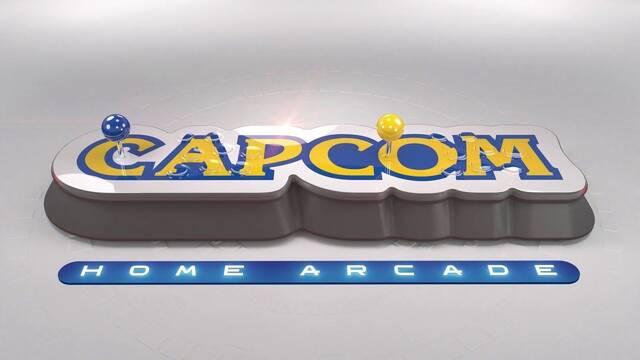 Capcom presenta una consola retro con forma de arcade stick
