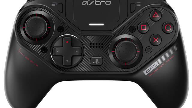 Astro lanza el C40 TR Controller para PS4