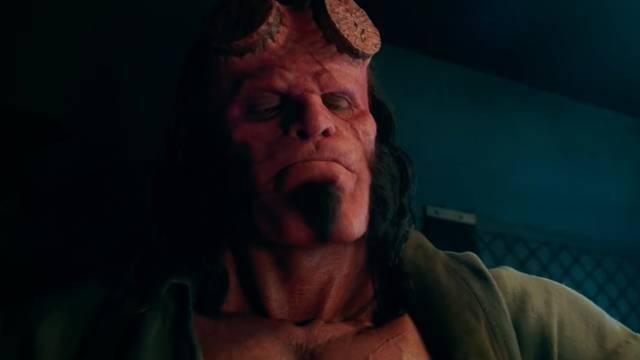 El reinicio de 'Hellboy' tampoco convence en taquilla