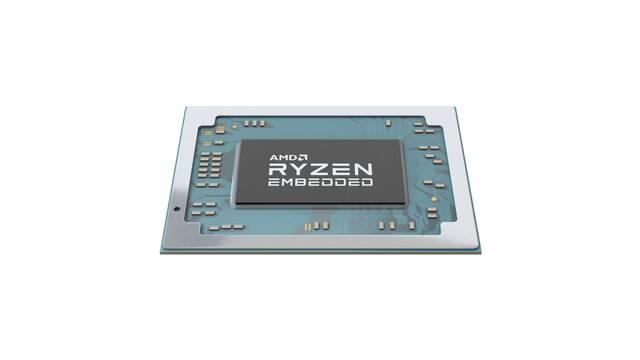 AMD presenta el SoC AMD Ryzen Embedded R1000 que impulsará la Atari VCS