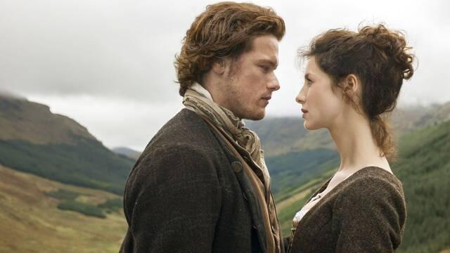 'Outlander' comienza el rodaje de su quinta temporada en Escocia