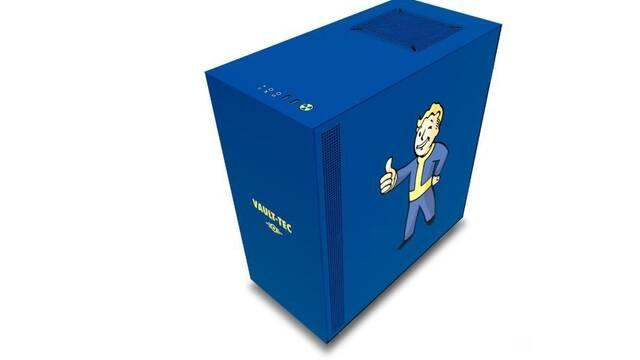 NZXT presenta su caja homenaje a Fallout: H500 Vault Voy