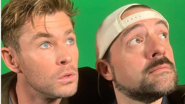 Chris Hemsworth realizará un cameo en la nueva 'Jay y Bob el Silencioso'