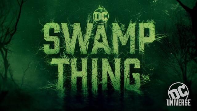 'Swamp Thing' recibe su primer adelanto pantanoso en vídeo