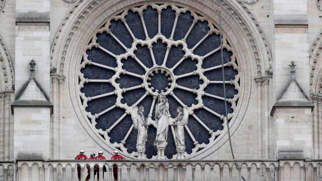 Disney dona 5 millones de dólares a la restauración de Notre-Dame