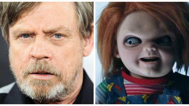 Mark Hamill dará voz a Chucky en el reboot del Muñeco Diabólico