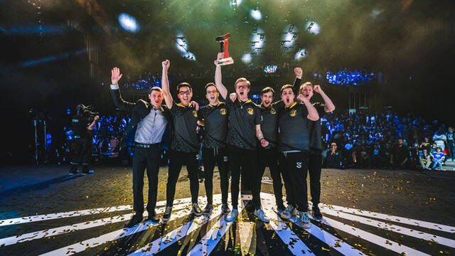 Splyce Vipers, ganador de la Superliga Orange de League of Legends