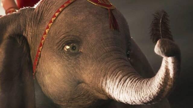 'Dumbo' convence en taquilla y se hace con la de Estados Unidos