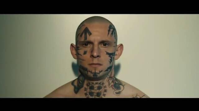 Llega el oscuro tráiler de 'Skin', protagonizada por Jamie Bell