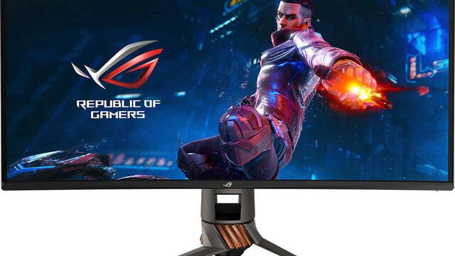 ASUS presenta el monitor ROG Swift PG349Q de 120Hz