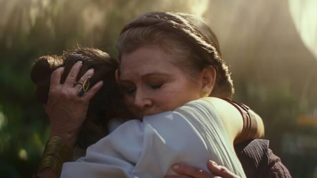 'Star Wars: El ascenso de Skywalker' es el título del Episodio IX en España