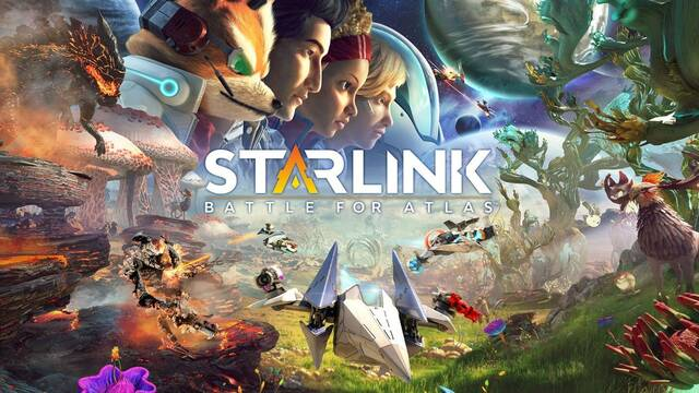 Starlink Battle for Atlas: Requisitos mínimos y recomendados para PC