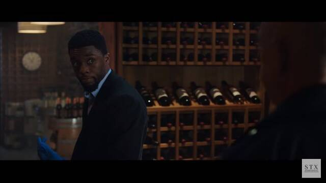 Chadwick Boseman protagoniza '21 Bridges' de los Hermanos Russo