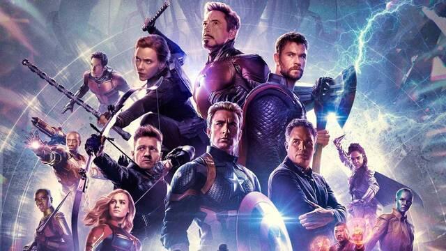 'Vengadores: Endgame' recauda 107 millones de dólares en China
