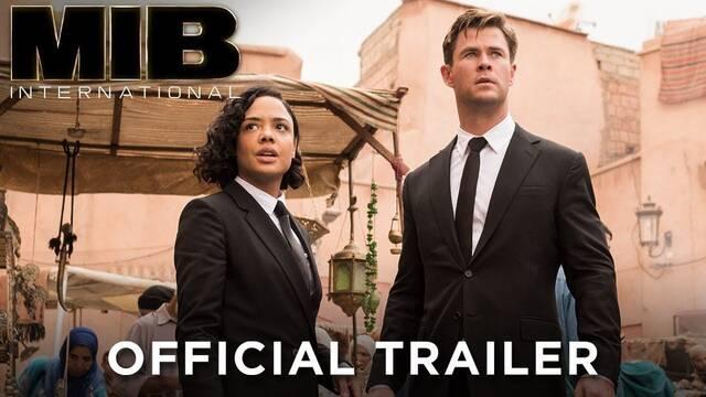 La nueva película de 'Men in Black' se muestra en un nuevo tráiler